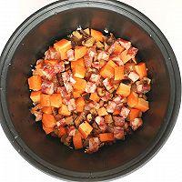一锅端的美味腊八焖饭的做法图解7