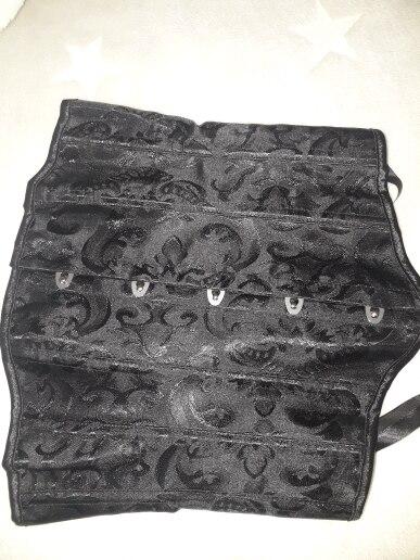 Gothic Underbust Corset  Plus Size photo review