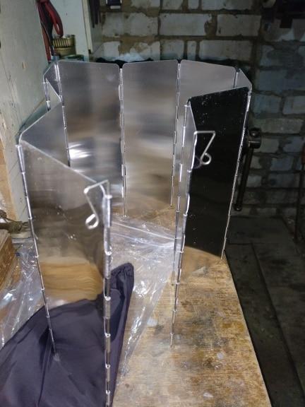 -- Defletores Cozinhar Escudo
