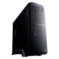 Настольный ПК iggual PSIPC341 i3-8100 8 Гб RAM 240 ГБ SSD черный