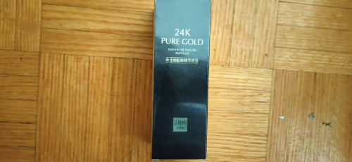 24K Pure Gold Anti-Aging Serum photo review