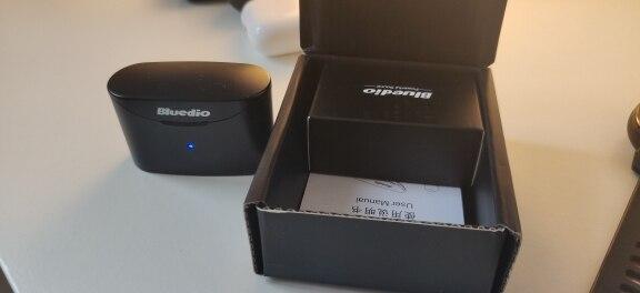 Bluedio T elf 2 Bluetooth earphone TWS wireless earbuds waterproof Sports Headset Wireless Earphone in ear with charging box Phone Earphones & Headphones     - AliExpress