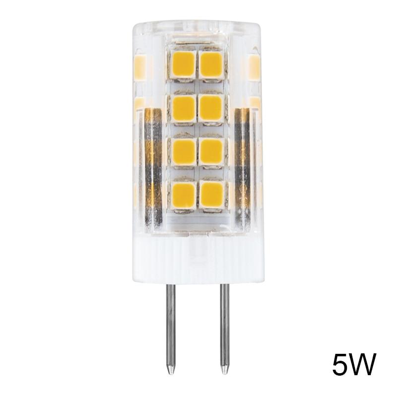Lampada led Feron capsula G4 5W 7W 2700K 4000K 6400K AC220V - 2