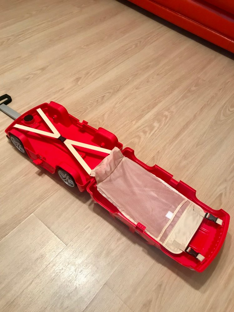 Car Suitcase For Kids Kids Rolling Luggage Suitcase Racing Car Travel Luggage Children Wheeled Travel Trolley Suitcase For Boys