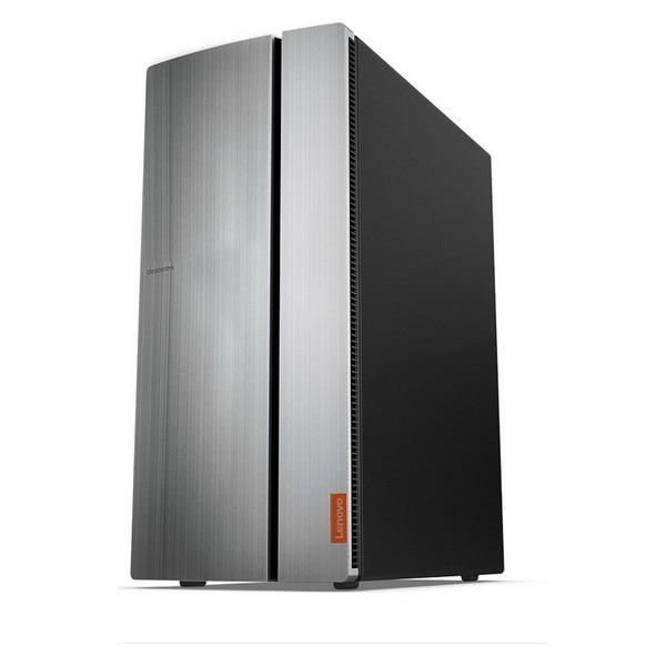 Настольный ПК Lenovo Ideapad 720 R5-2400G 8 GB RAM 1 ТБ HDD серый