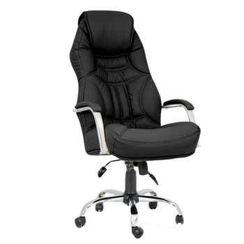 Office Chair Boss Chair Leather Executive Computer Chair Foldable Ergonomically Armchair Swivel Footrest Adjustable Reclining computer chair home boss chair leather business reclining massage executive chair solid wood swivel chair lift office seat