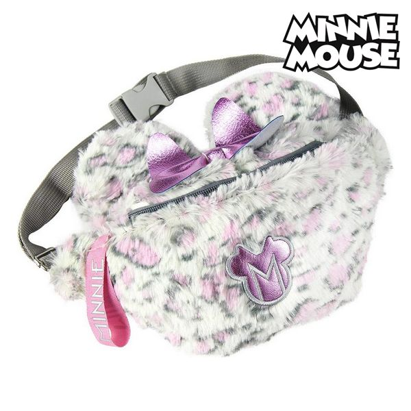Belt Pouch Minnie Mouse 72790 White