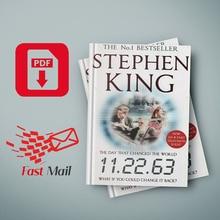 11.22.63 a novel king, Stephen