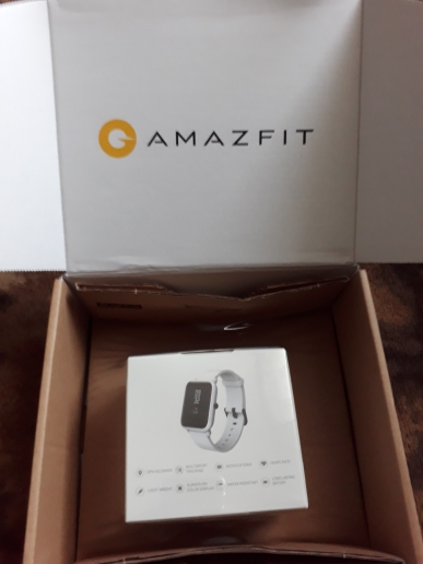 Huami Amazfit Bip Smart Watch Bluetooth GPS Sport Heart Rate Monitor IP68 Waterproof Call Reminder MiFit APP Alarm Vibration-in Smart Watches from Consumer Electronics on AliExpress