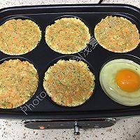 """#美食说出""""新年好""""#好吃不胖---低脂蔬菜鸡肉饼的做法图解15"""