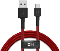 Cable ZMI Premium USB C USB 1m red|Mobile Phone Cables| |  -