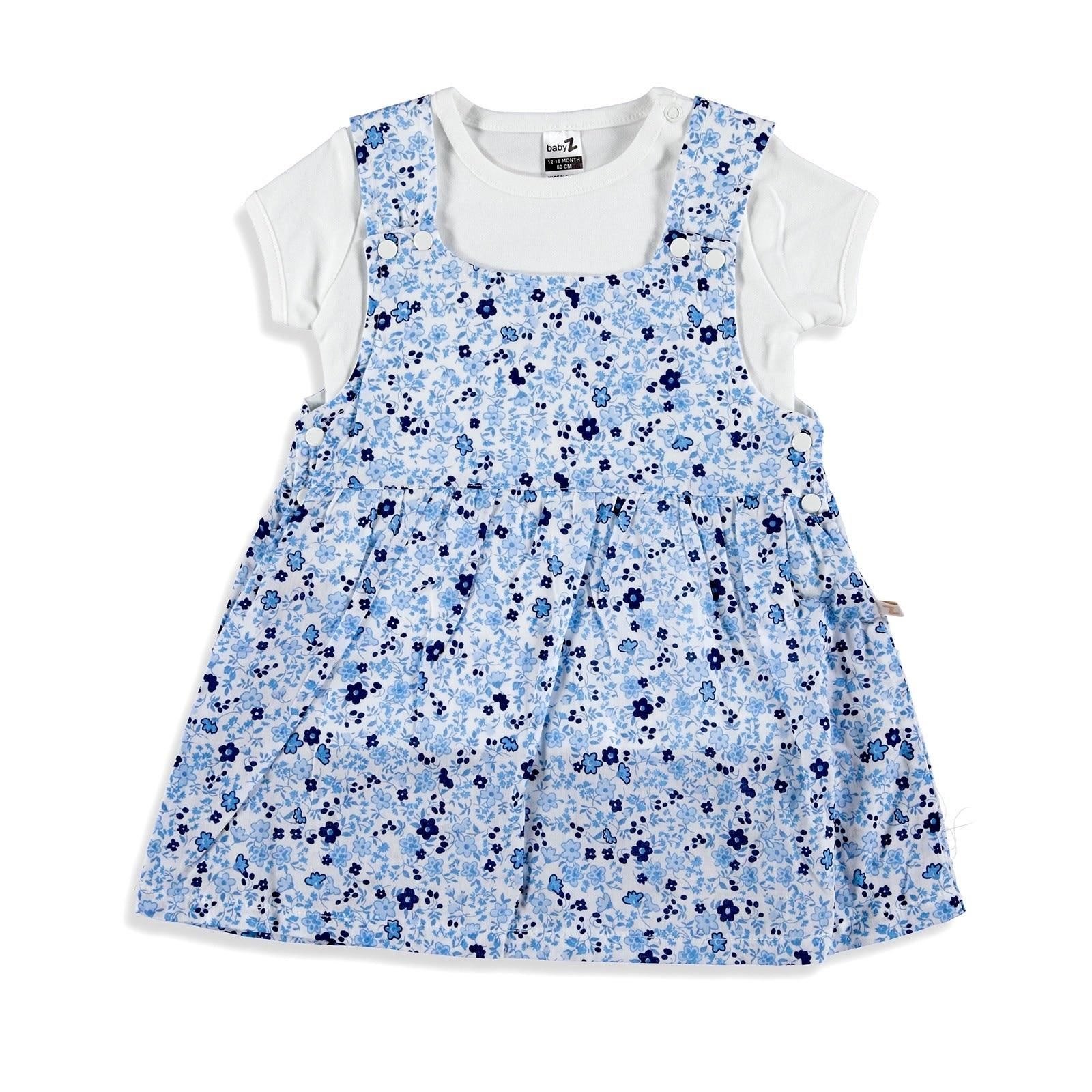NEW Toddler Girls Easter Bunny Pink Spring Garden Butterflies Dress 2 pc Set 12m