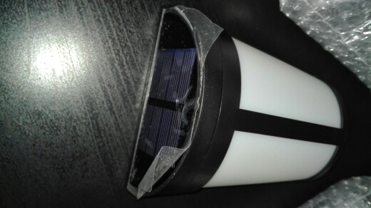 Lâmpadas solares Quintal Quintal Controle