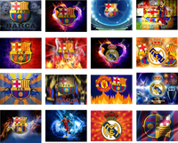 Diamond Painting Barcelona Soccer Club Diy Full Square Diamond Painting Living Room Decor wedding Wall Art Home gift