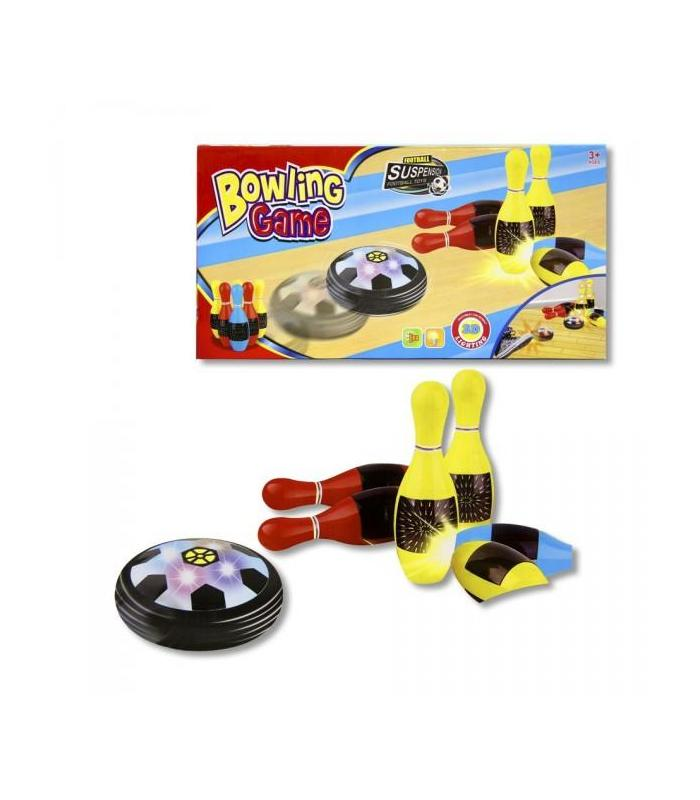 Bowling Set With Flat Ball Toy Store Articles Created Handbook