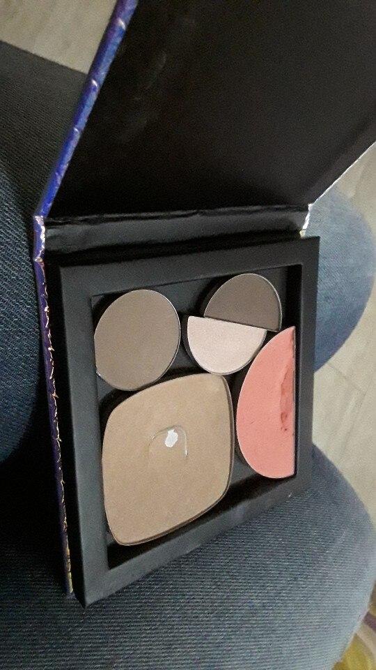 Sombra de olho Beleza Pigmento Maquiagem