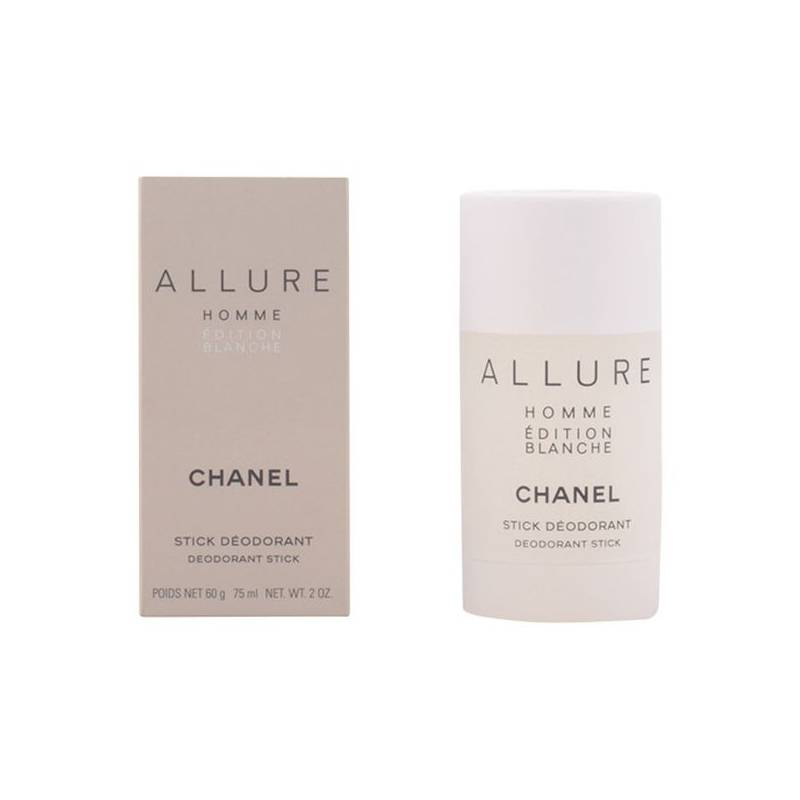 Deo Stick Allure Homme Edition Blanche Chanel (75 Ml)