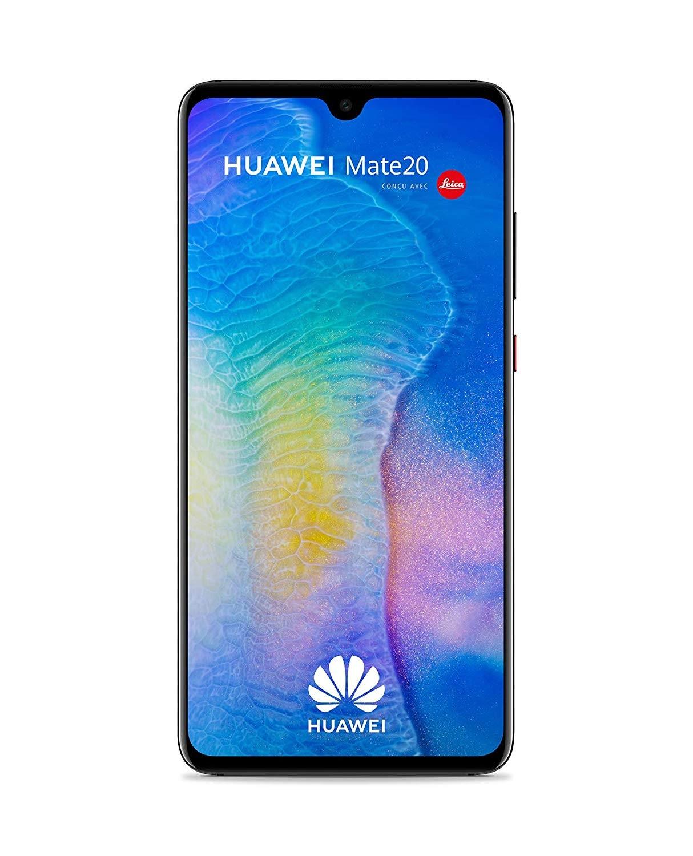 Huawei Mate 20, Band 4G/LTE/WiFi, Dual SIM, Internal 128 GB De Memoria, 4GB Ram, Screen From 16,6 Cm (6.53