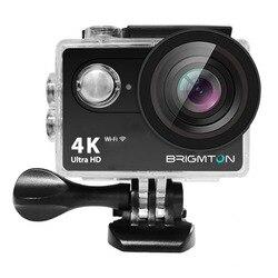 Kamera sportowa BRIGMTON BSC-10-HD4K Wifi czarny