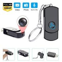 Taşınabilir Mini USB HD kamera gerçek zamanlı monitörü ir-cut Video kayıt kameralar mikro ses kayıt kameralar ev