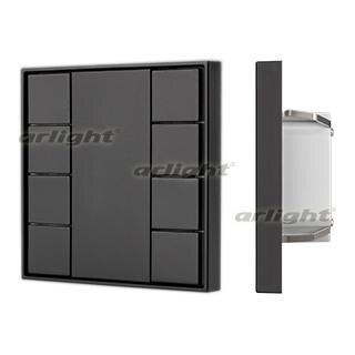 028759 INTELLIGENT ARLIGHT Panel KNX-223-8-BLACK (BUS) ARLIGHT