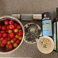 """#美食说出""""新年好""""#油浸小番茄的做法图解1"""
