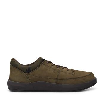Dockers mężczyźni Genuiene skórzane buty na co dzień oddychające obuwie męskie 225090 9PR tanie i dobre opinie Dockers Shoes