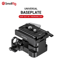 SmallRig DSLR Camera Rig Universal 15mm Rail Support System With Quick Release Arca Plate High Adjustable 2092