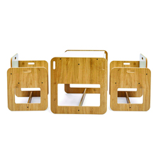 2-4 Age Montessori Table and Chair Set Wooden Study Table Toddler Activity Desk Children Table Kids Furniture Chair for Babies cheap minera TR(Origin)