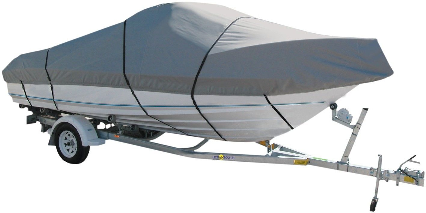 Awning For Boats 5,6-5,9 M Type Cabin Cruiser MA20112