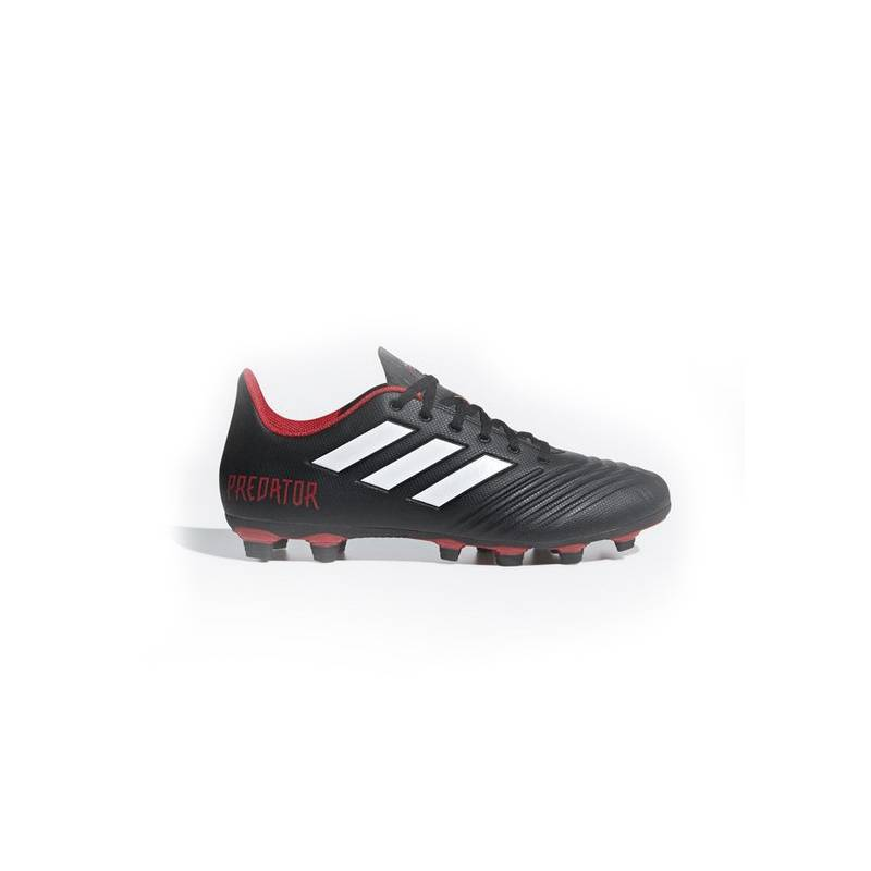 Football Boots Adult Adidas Predator 18.4 FxG Black