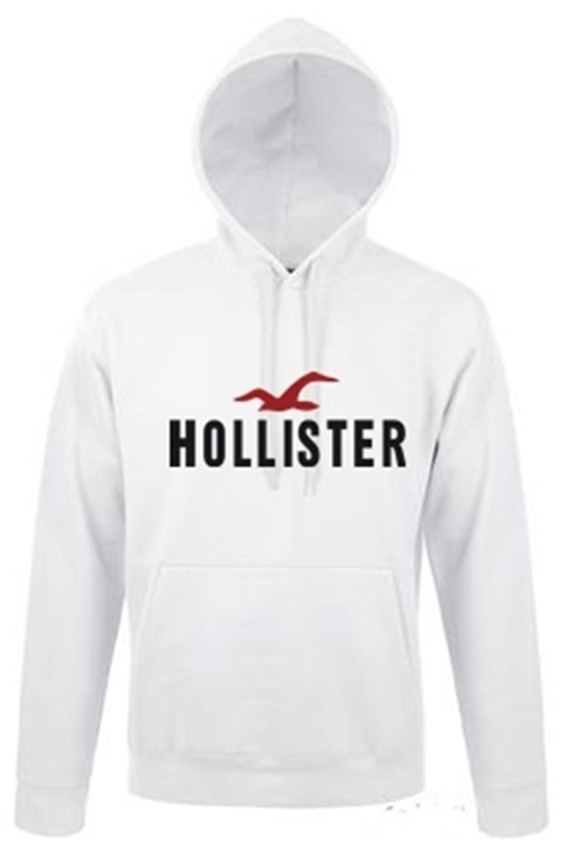 Sweatshirt hood type HOLLISTER bird man woman CHILD FELP