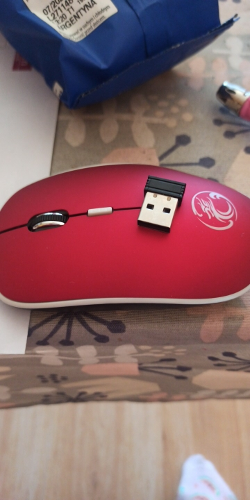 Wireless Mouse Bluetooth
