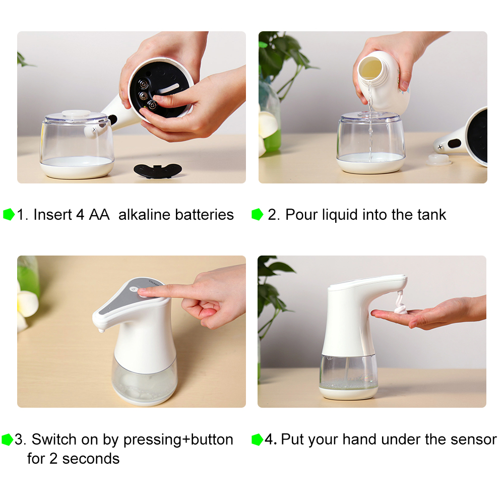 U68f34aedc94b4bb2841eec78e218d7d05 Hand Sanitizer Touchless Dispenser 1000 mL Sensor Touch Free Hand Sanitizer Dispenser Alcohol Mist Spray Machine