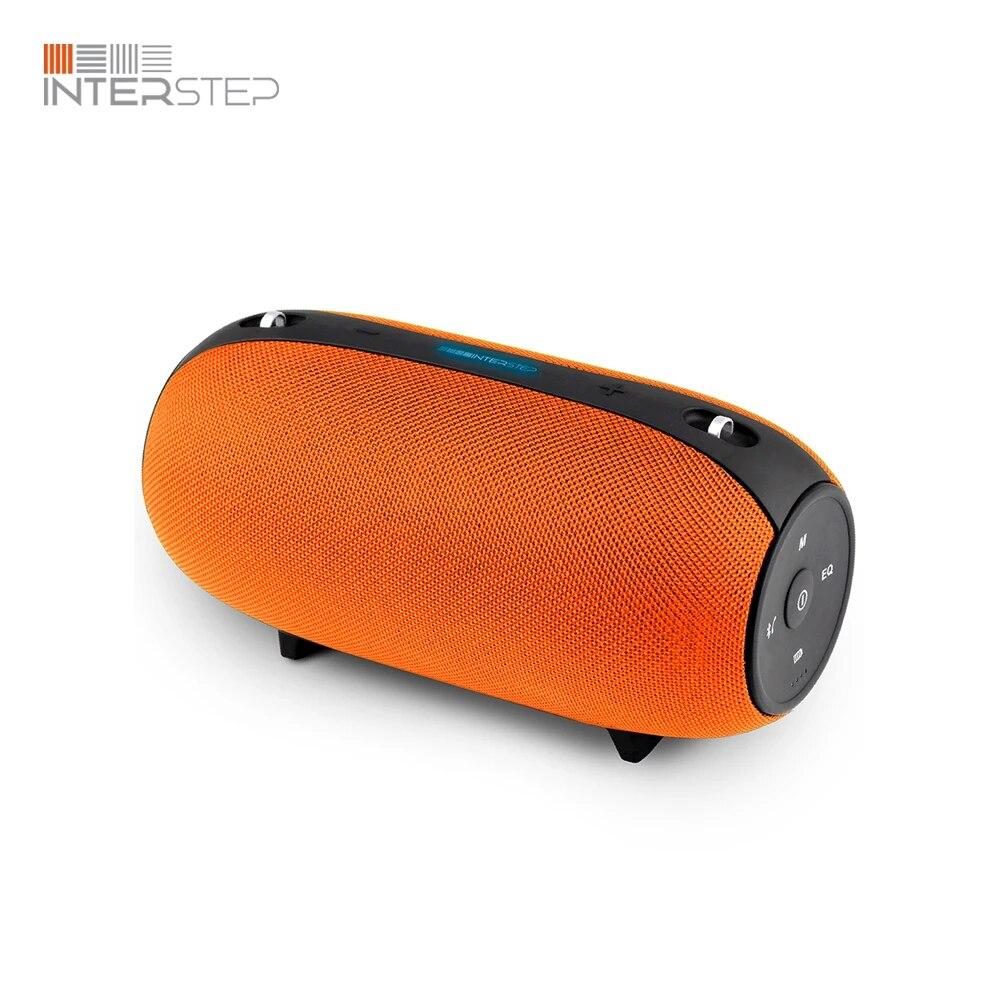 Taşınabilir hoparlör sistemi interstep sbs 380 turuncu Portable Speakers