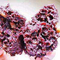 桂花、红枣黑米发糕的做法图解31