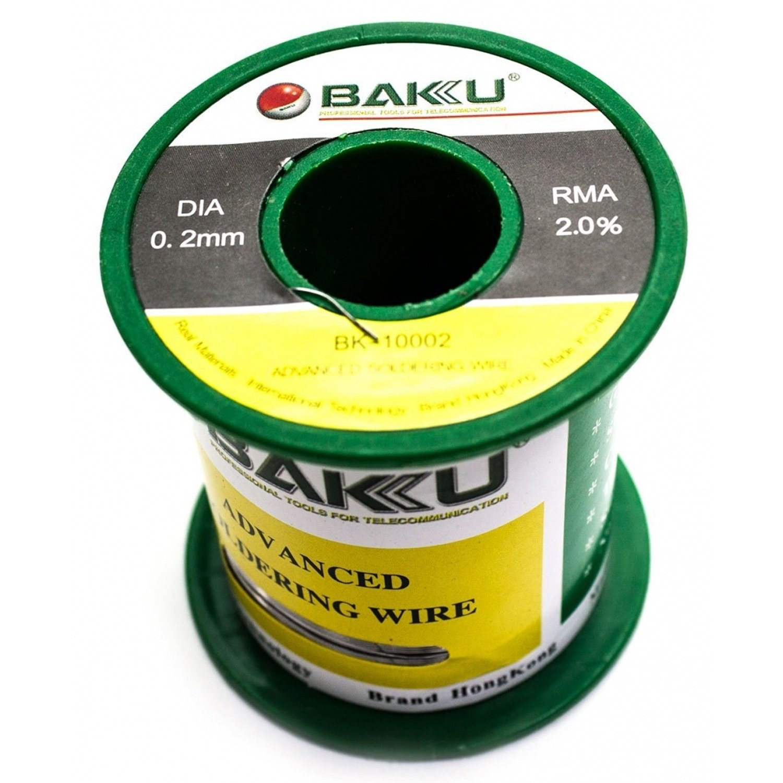 Coil Tin 0,2mm 100 Gr Lead