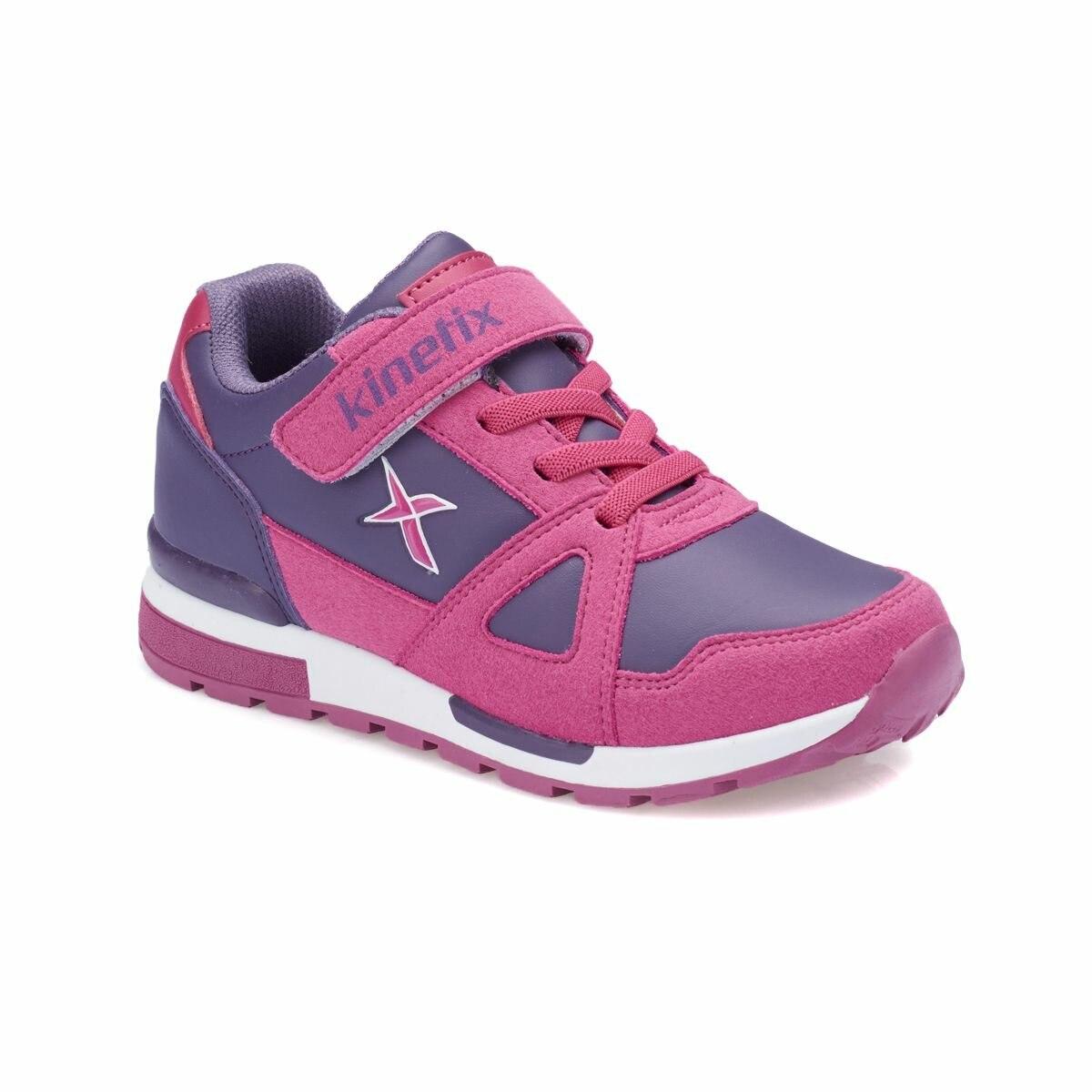 FLO RIVERO PU Purple Female Child Sneaker Shoes KINETIX