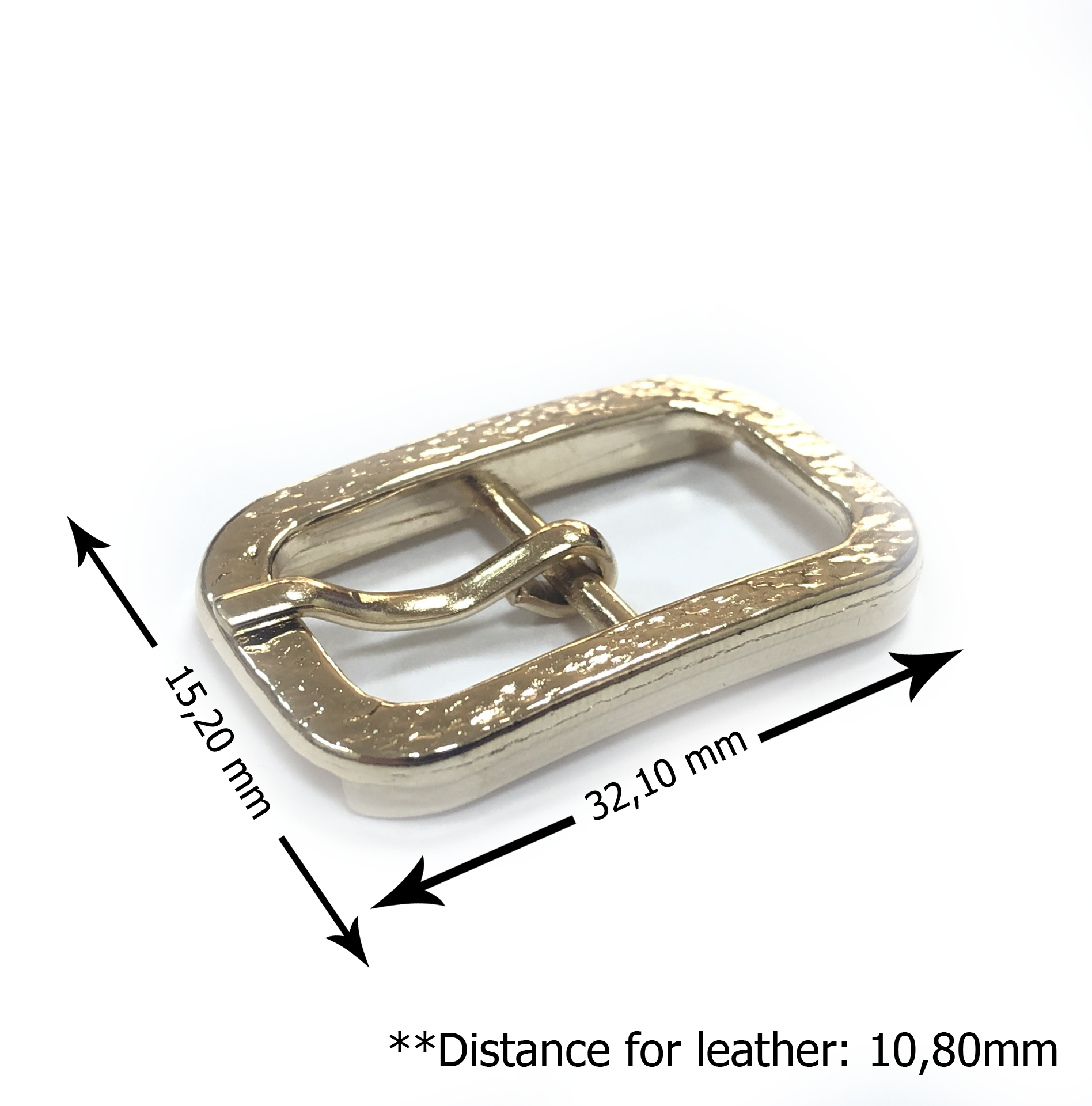 Patterned Buckle