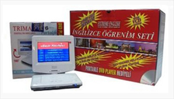 Extrem Englısh (English Learning Set) Collective Five Bookstore (TURKISH)