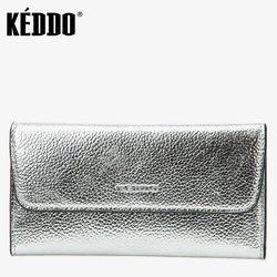 Кошелек женский 307403/01-02 серебряный KEDDO