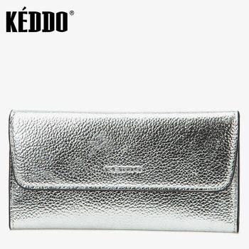 Women's Wallet Silver Keddo