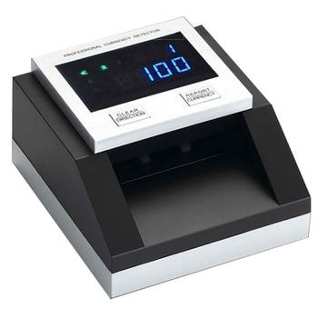 Detector de Billetes Falsos Mustek D8 2D Negro
