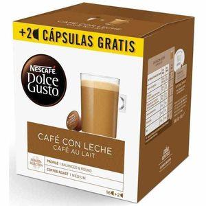 Кофе 16 + 2 капсулы dolcee Gusto