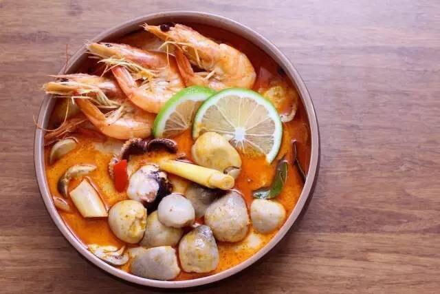 想做泰式冬阴功汤需要准备哪些蔬菜-养生法典