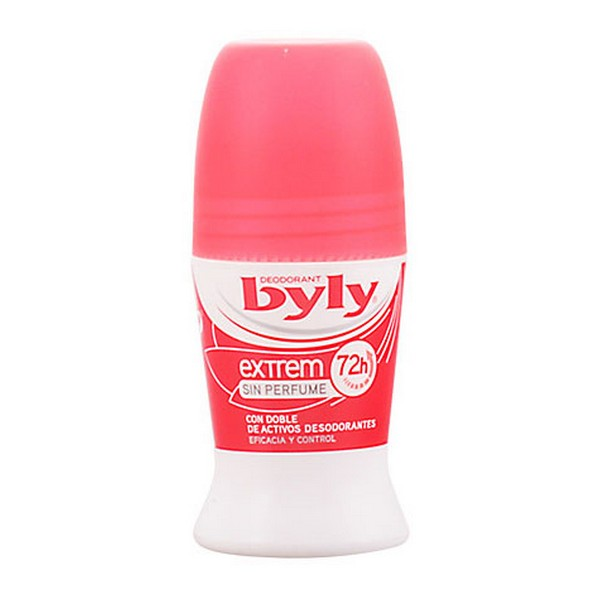 Roll-On Deodorant Extrem 72 Byly (50 Ml)