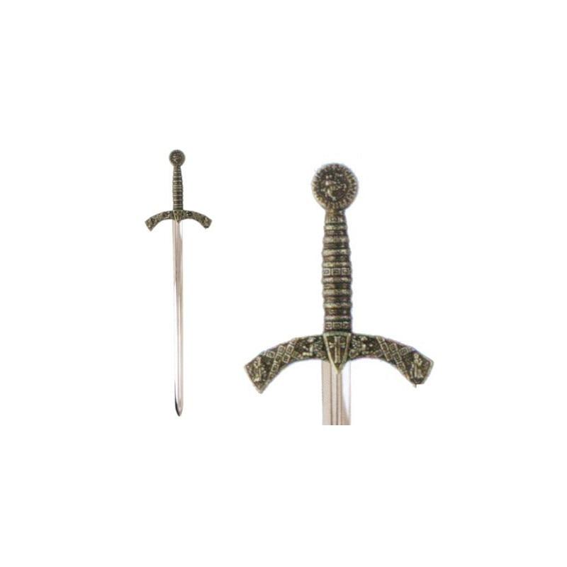 Letter Opener Knight Templar Sword (25cm)