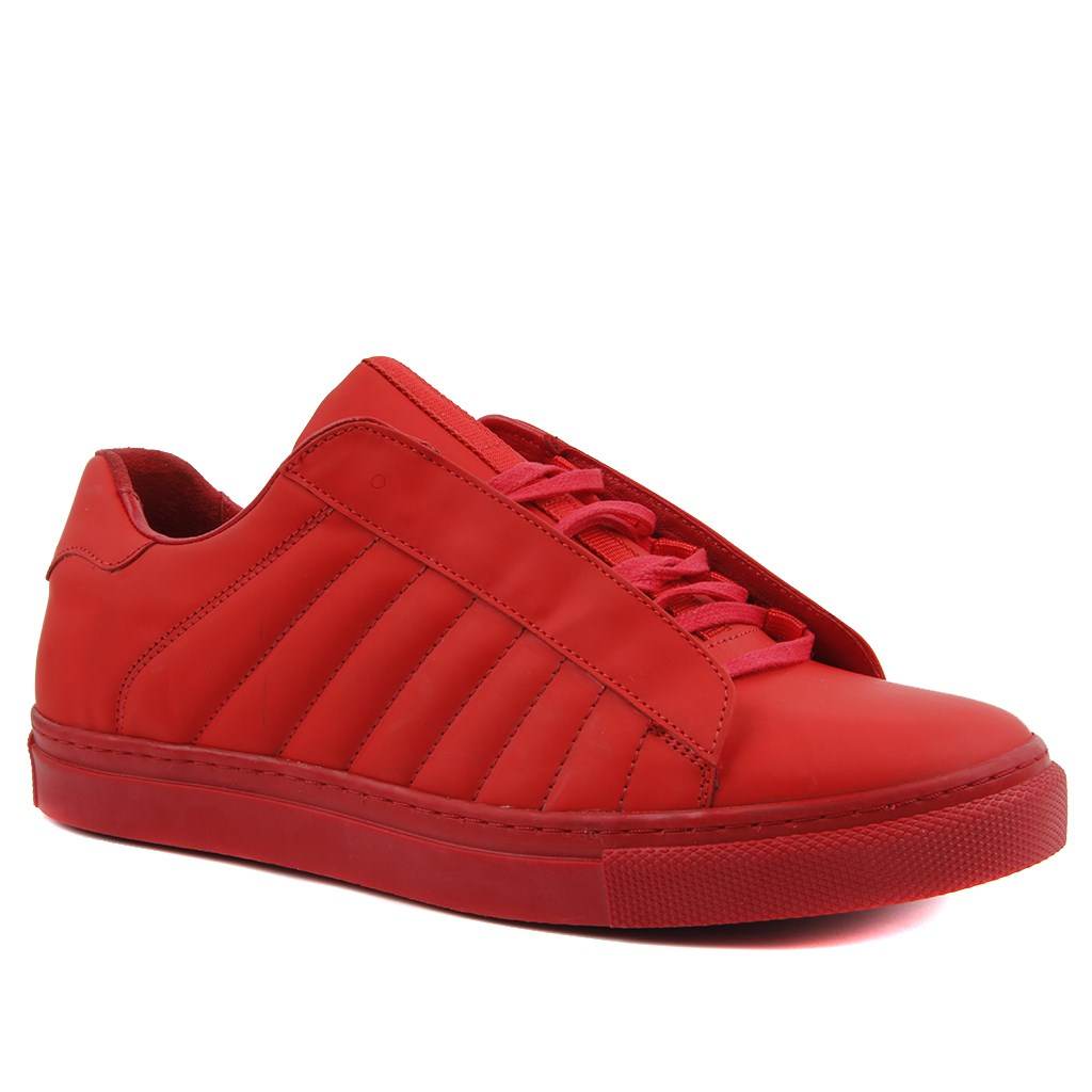 Sail Lakers-Red Men 'S Sneaker
