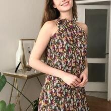 Trendyol Piliseli Dress TWOSS20EL3013