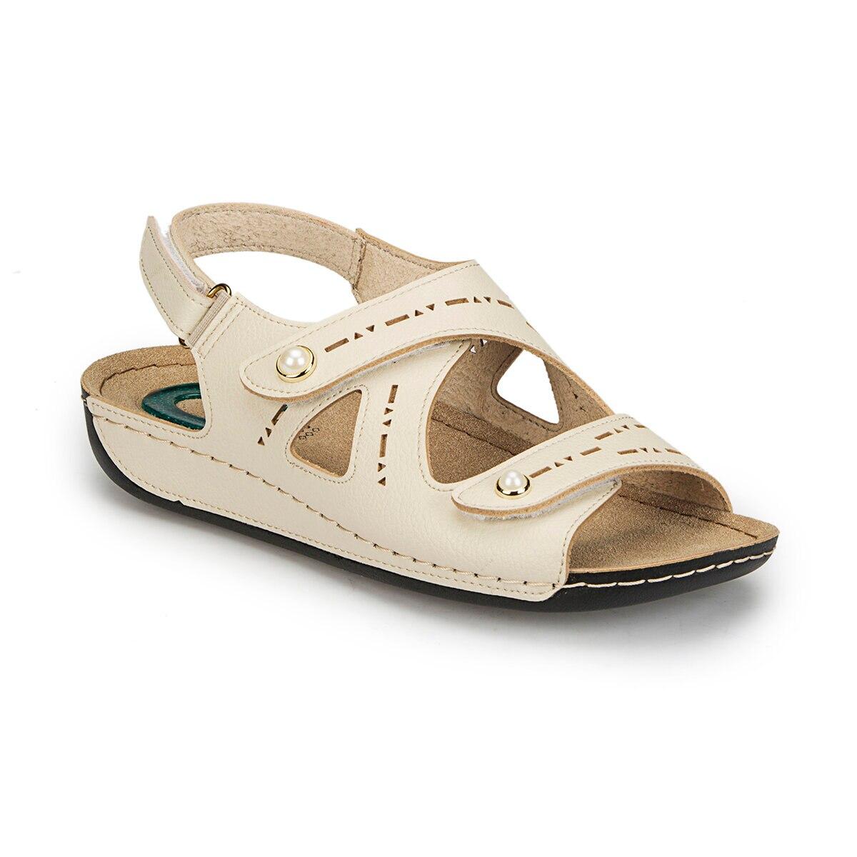 FLO 81.158557.Z Beige Women Basic Comfort Polaris
